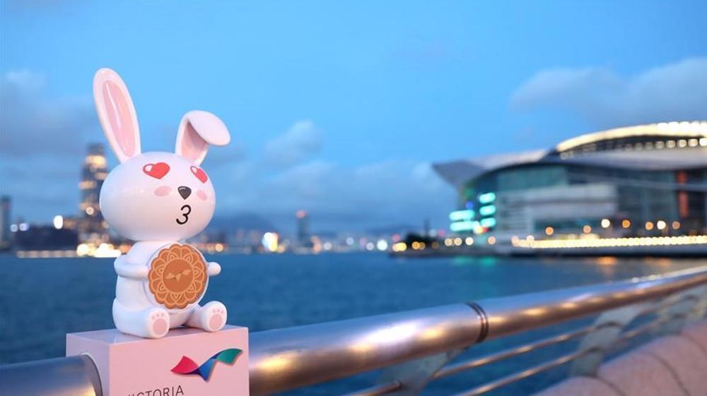 香港:佳节将至喜气来