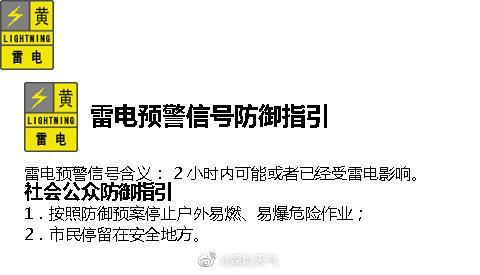 深圳市取消分区暴雨黄色、取消分区暴雨橙色预警