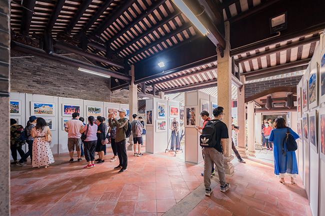 古城叙事·幸福南头|南头街道办庆祝深圳特区成立40周年摄影展开展