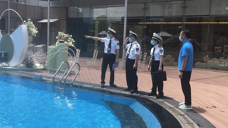 深圳公布今年游泳场所第二批水质抽检结果 抽检287家20家不合格