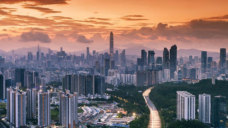 深圳市财政局晒民生账本:深圳教育支出总规模接近北京上海