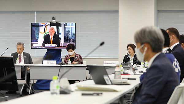 国际奥委会主席巴赫暗示没有疫苗也可以举办东京奥运会