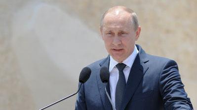 普京呼吁俄美签订信息安全协议,保证互不通过网络干涉内政