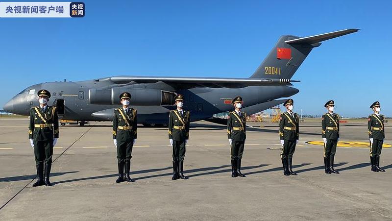 接英雄回家!117位在韩志愿军烈士遗骸归国