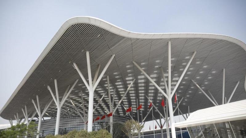深圳国际会展中心(一期)荣获广东省装配式建筑AA级证书