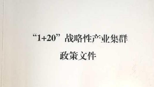"""广东""""1+20""""政策文件逾百处提及深圳,11个产业集群提出以深圳等地为核心"""