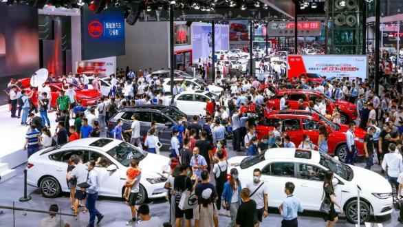 这个国庆来看车!2020深圳国际车展10月1日亮相