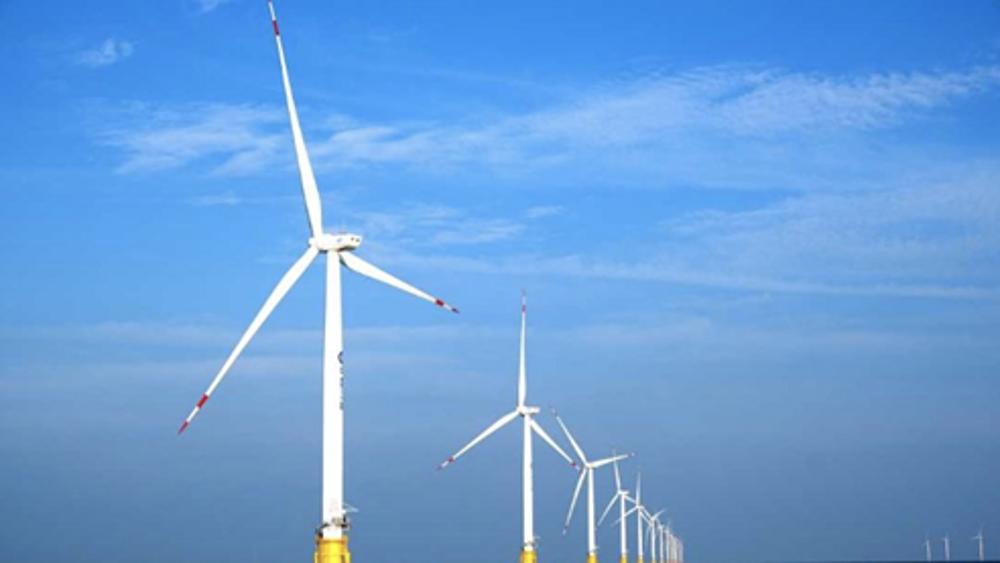 2020海博会助力海上风电乘风破浪