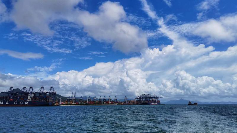 生产总值约2600亿元!深圳建设全球海洋中心城市最新年报官宣