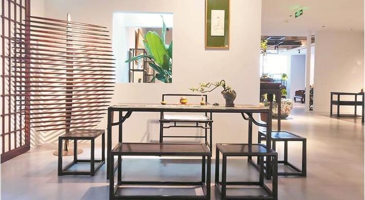 是艺术,也是生活 现代设计让传统家具走进千万家