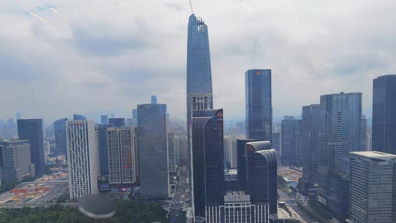 周末天气播报: 国庆中秋假期初期深圳有雷雨