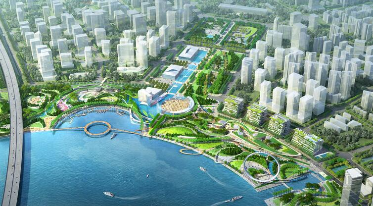 """深圳城市发展更平衡了!""""东进、西协、南联、北拓、中优""""战略有序推进"""