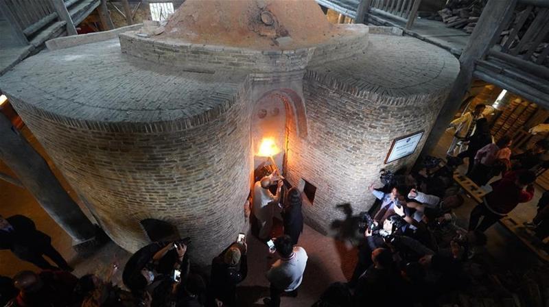 景德镇:明代葫芦窑复烧