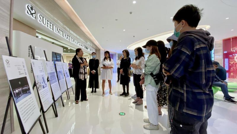 苏菲国际艺术教育入驻西丽宝能环球汇,苏菲教育布局再落一子
