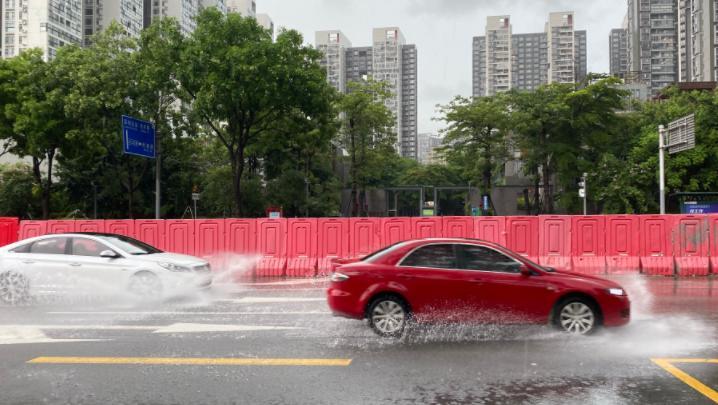 今年深圳汛期结束  6月遭遇近十年最强季风降水