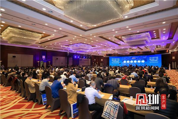 总投资474.03亿涉及19宗项目  深圳(龙岗)—北京产业合作交流会在北京举行