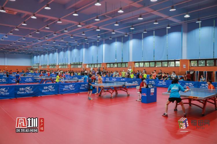 福田再添一体育品牌赛事 吸引全国各地491名选手参赛