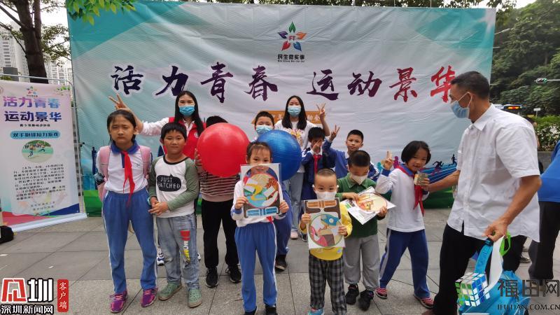 组队运动乐翻天 景华社区为青少年打造欢乐平台