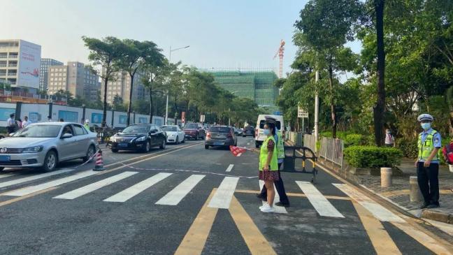 深新早点丨一天发生两宗涉儿童的交通事故,深圳交警向全市发布预警(语音播报)