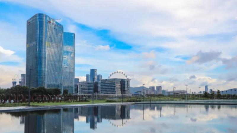 """我国首份城市陆域生态调查评估报告发布,深圳""""晒出""""生态家底"""