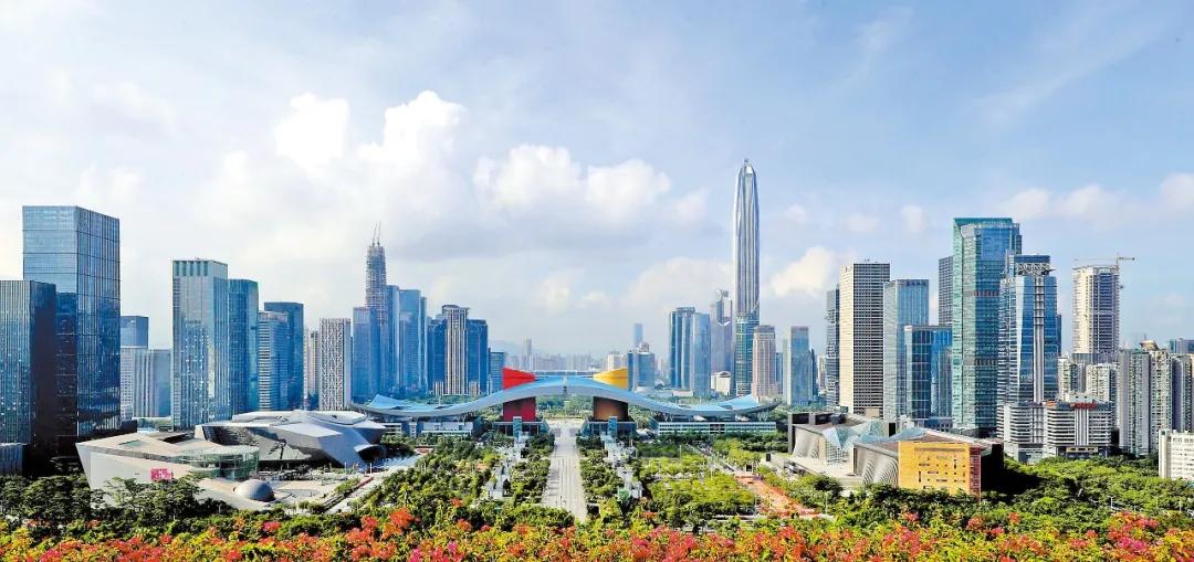 方案公布!2035年深圳与大湾区中心城市半小时直达/