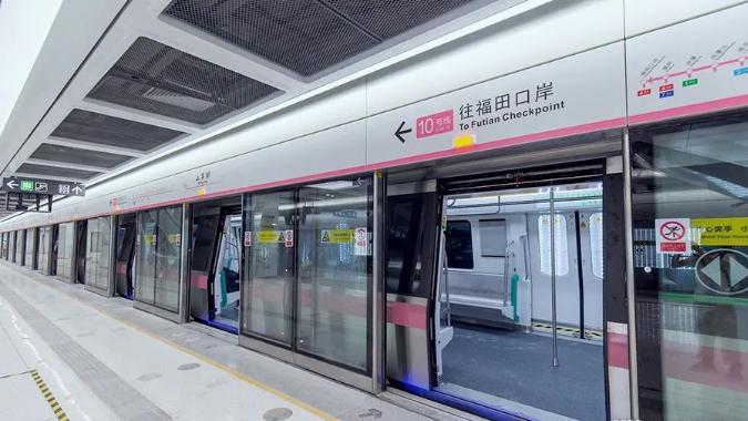10号线通东莞,14号线通惠州!深圳跨市地铁有望纳入五期规划建设