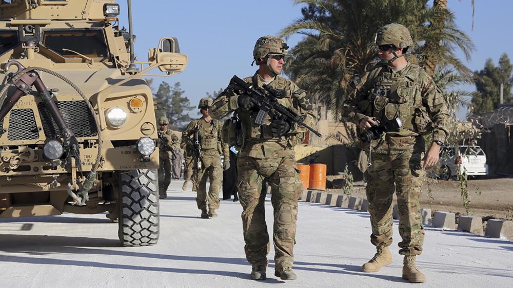 美将再从阿富汗和伊拉克撤军2500人 限期2021年1月