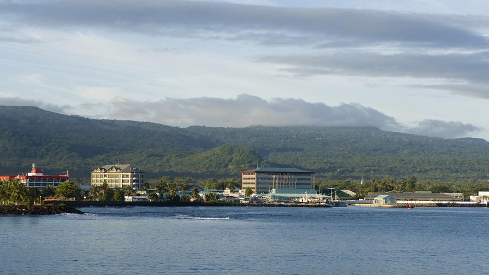 南太平洋岛国萨摩亚报告首例新冠确诊病例
