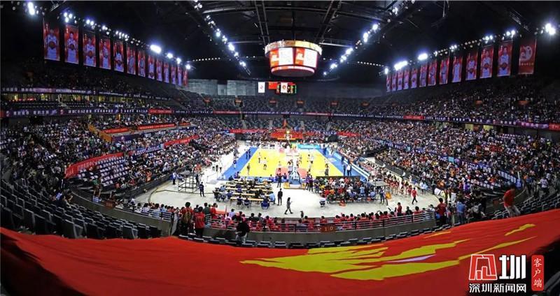 深圳男篮与龙岗区完成签约 继续携手打造篮球新高地