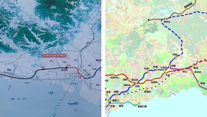 全面提速!穗莞深城际铁路建设最新进展来了