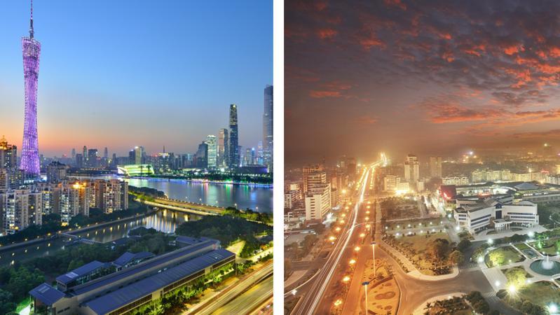 清远至广州最快16分钟,可直达机场!广清城际即将通车