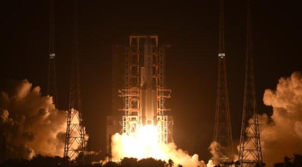 """长五送""""嫦五"""",揭秘嫦娥五号探月任务的三大看点"""