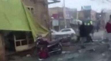 阿富汗一市场发生连环爆炸致14人死45人伤