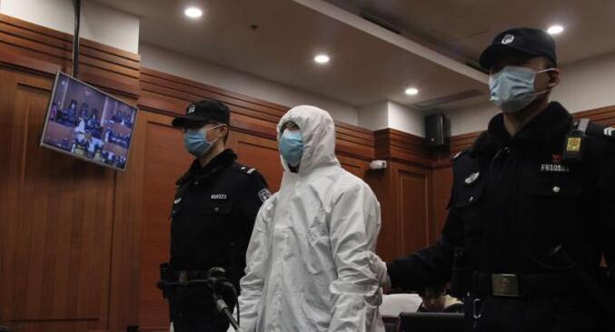 售卖27万只假口罩 西安男子获刑五年六个月