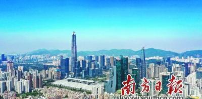 王伟中:时代再次选择了深圳 深圳必须有新的更大作为