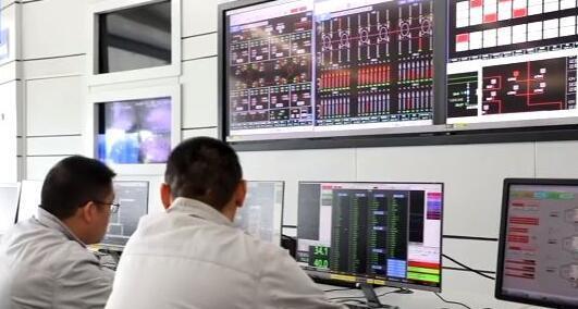 中国自主研发首套百万千瓦级分散控制系统成功投运