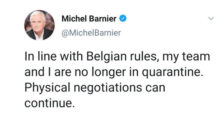 欧盟谈判代表称欧英仍存重大分歧365登录页面,双方将在伦敦继续谈判
