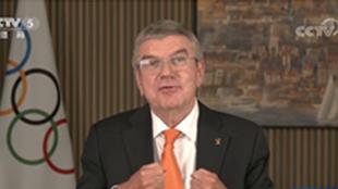 巴赫成为国际奥委会新主席选举唯一候选人