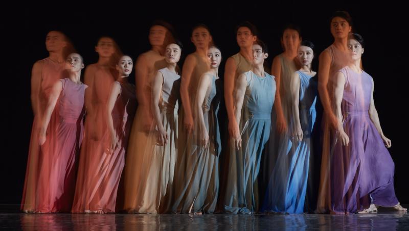 倒计时!深圳歌剧舞剧院新作《城》将展开大写意的浪漫