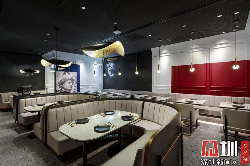 """中西混搭 必胜客再次跨界将敦煌艺术展""""搬进""""上海西餐厅"""