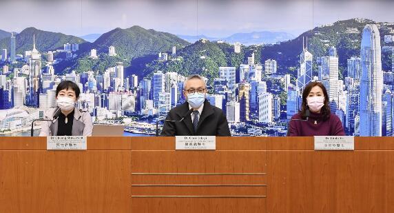 香港公布新冠肺炎疫情:半个月确诊1304人