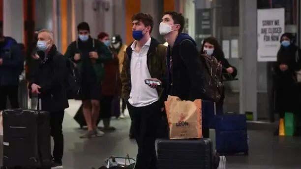 英国病毒变种吓坏各国,法加纷禁航,香港何时跟随?