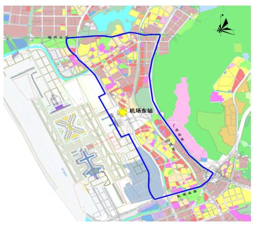 震撼起飛!深圳機場東樞紐設計方案曝光