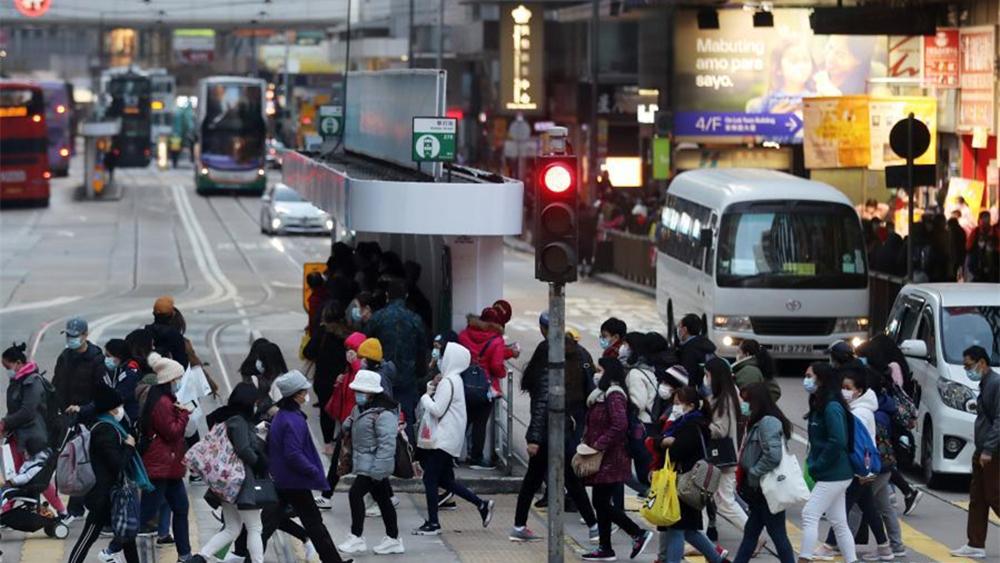 香港新增42例新冠肺炎确诊病例