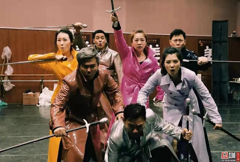 当代戏剧《普及美学原理》将在广州正佳大剧院全国首演 开启破除