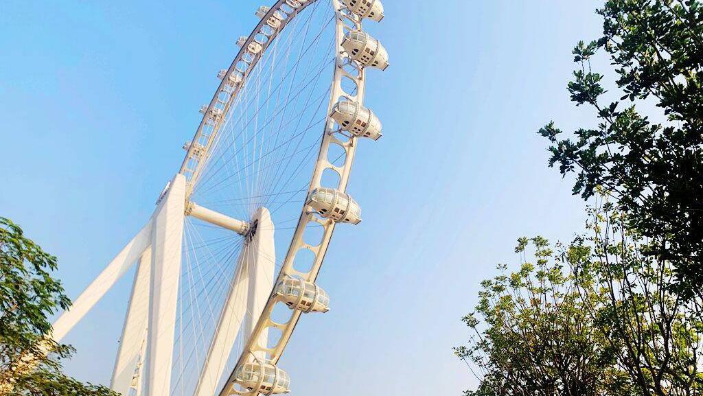 今日深圳1月6日:梦想照进现实的摩天轮