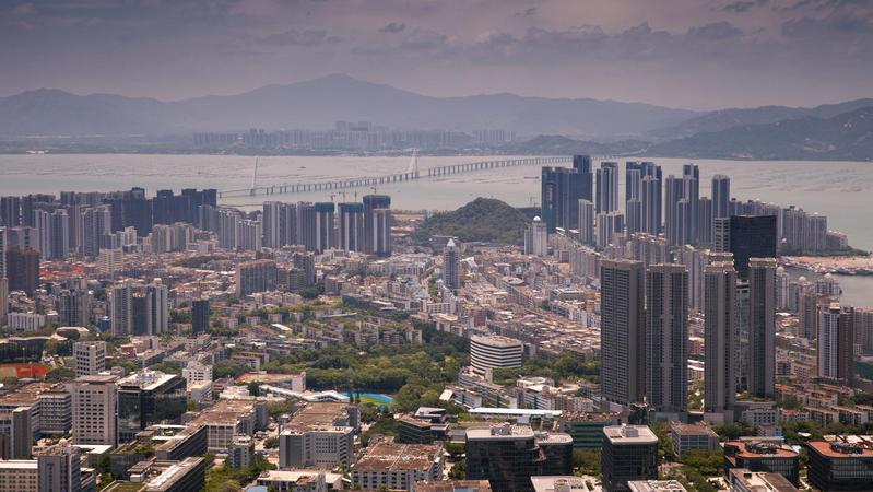 """明年底大湾区实现""""12312""""交通圈 深汕第二高速公路已纳入规划"""