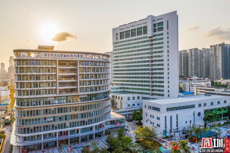 协和深圳医院改扩建项目2024年底完成 将成深圳西部规模最大医院