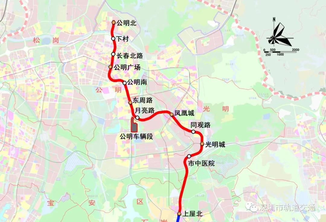 @光明人,这个路段因地铁施工将临时调整