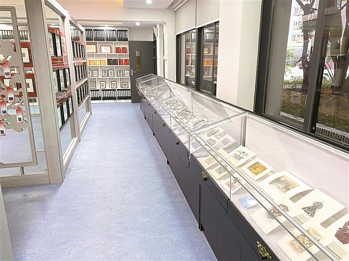 深圳越来越多学校开设博物馆课程